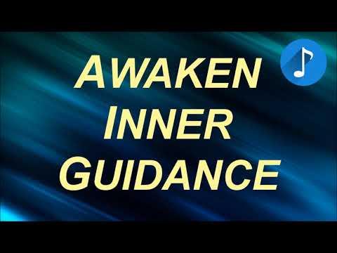 Awaken Inner Guidance - Enhance Power of Intuition - Mind Spirit Attunement - 5.5 Hz Monaural Beats