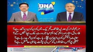 PMLN new plan against Judiciary | DNA | 16 Feb 2018 | 24 News HD