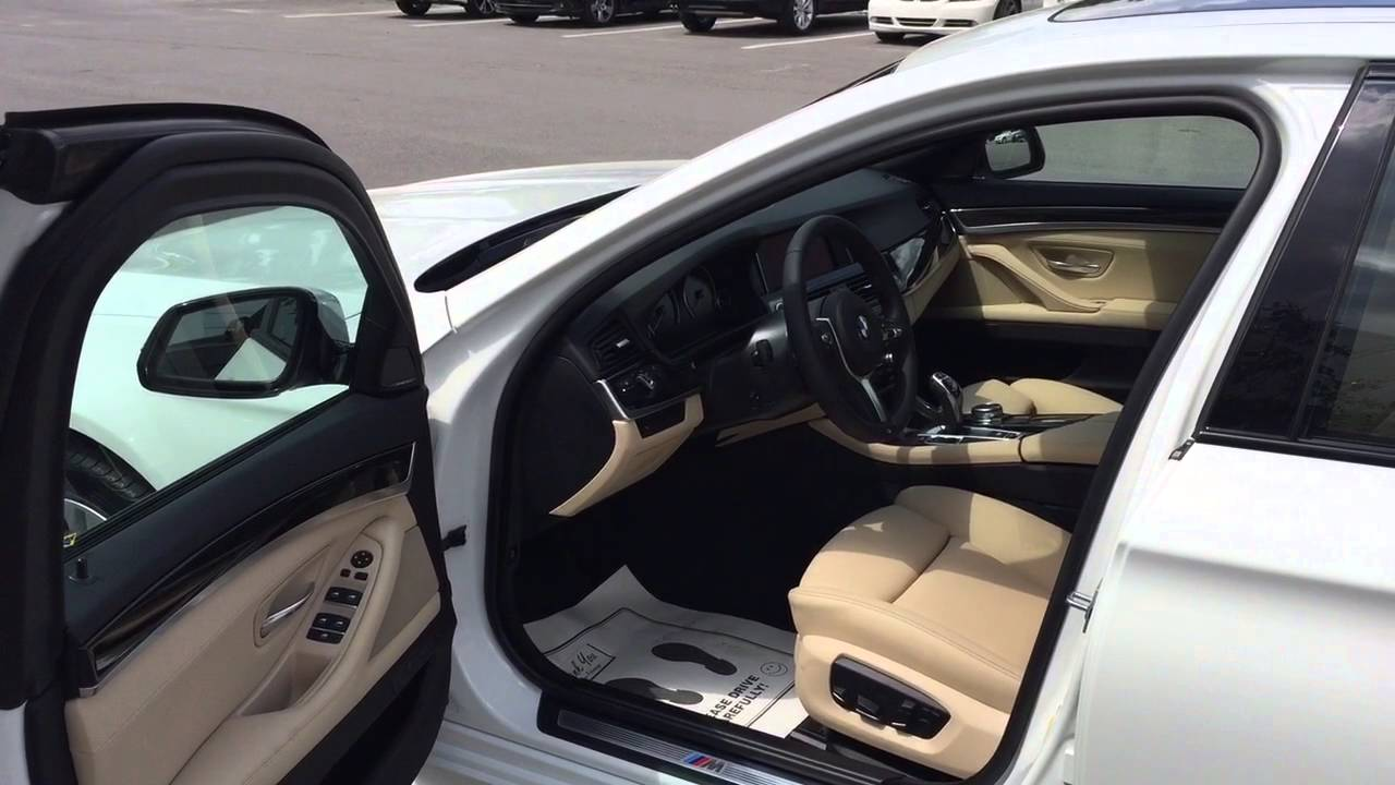 2016 BMW 528i Comparison Information for Shopping