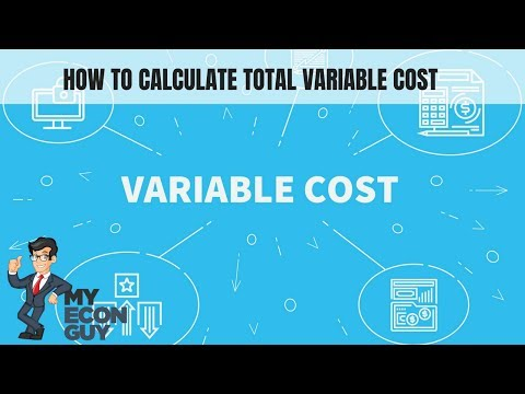Total Variable Cost Calculated.mp4