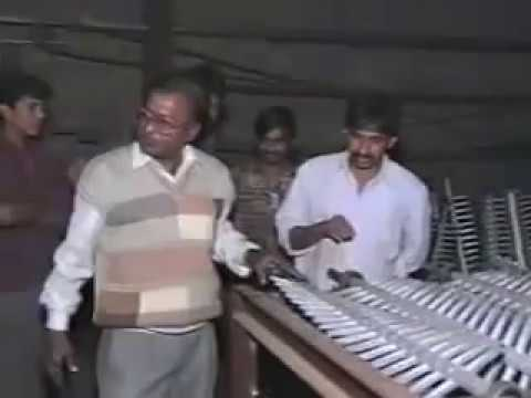 Cotton Stripper By Mansukhbhai Patel who is just 9th class plass