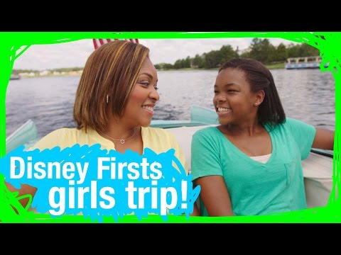 First Girls Trip at Disney Springs | Disney Firsts | WDW Best Day Ever