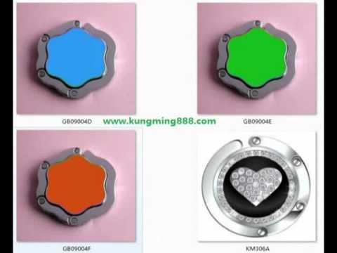 Bag hanger wholesale-purse hooks wholesale(China factory wholesale directly)