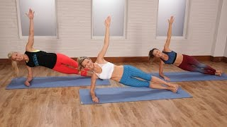 25-minute Pilates Workout To Tone Your Abs, Butt, And Arms   Class Fitsugar