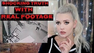 The TRUTH About Poltergeists... W/ REAL Footage!