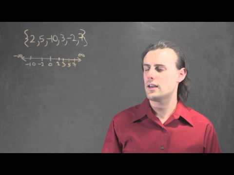 How to Order Positive & Negative Numbers : Math Conversions, Equations & More
