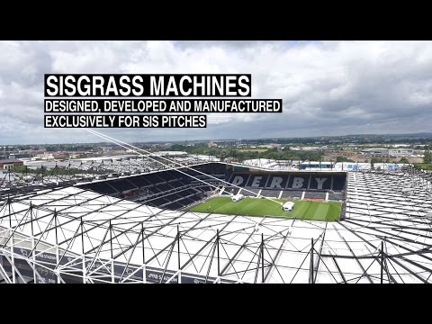 Derby County kicked-off the Sky Bet Championship with a brand new SISGrass pitches