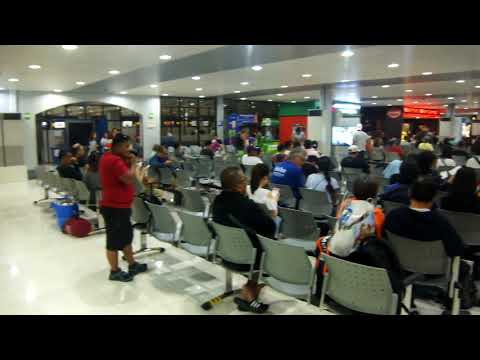 Manila  Terminal  4      Waiting Hall          2017