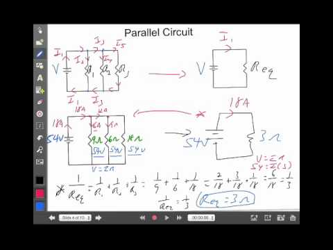 Parallel Circuit Lecture