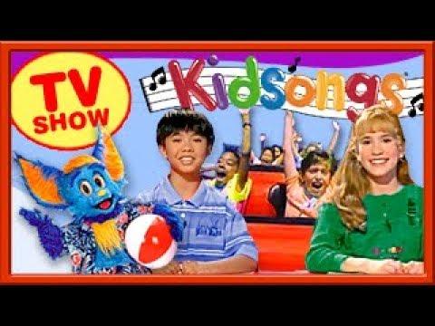 Roller Coasters & Water Rides| Kidsongs TV Show| Summer Fun| Let's Twist! | Magic Mountain| PBS Kids
