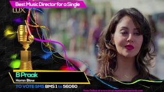 Best Music Director for a Single | Nominations | PTC Punjabi Music Awards 2017 | 23 March