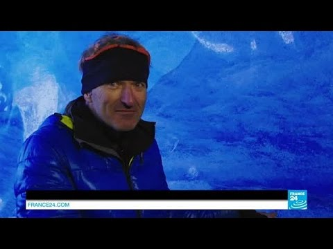 Chamonix: The Little Train from the Sea of Ice