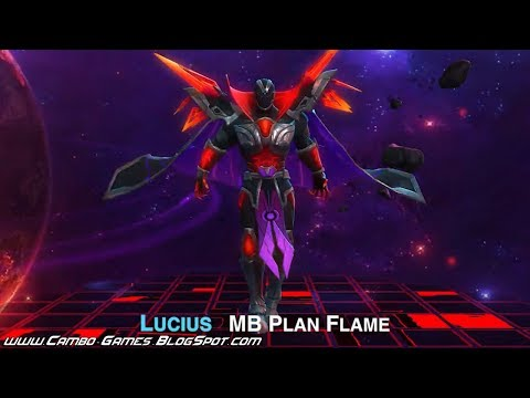 Heroes Arena 5v5: New Skin - MB Plan Flame (Lucius) Gameplay Android/iOS