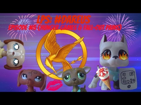 ❋ LPS: #DareUs (Episode #5: Hunger Games & Fall Out Pains)