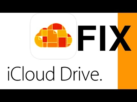 the file can't be opened iCloud Drive Yosemite OS X iWork Numbers, Pages, keynote, How to Fix