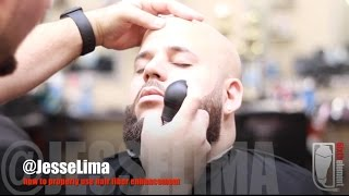 How to do a Faded Beard with Toppik Hair Building Fiber | by Jesse Lima