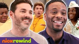 The Cast React to All That Sketches! 😆 w/ Kel Mitchell, Josh Server & Danny Tamberelli | NickRewind