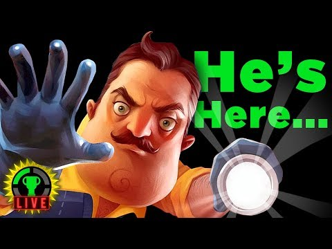 WORTH THE WAIT?   Hello Neighbor (Official Release)