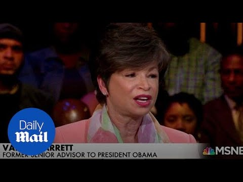 Valerie Jarrett says government will only be as good as we make it - Daily Mail