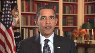 1/24/09: Your Weekly Address