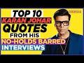 10 Statements That Prove Karan Johar Is Comfortable In His Skin