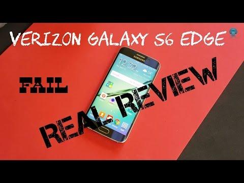 Galaxy S6 Edge Review Verizon