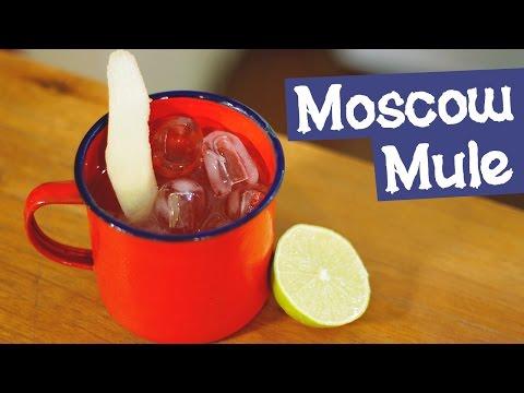 Como fazer Moscow Mule |  A Cozinha do Gibra