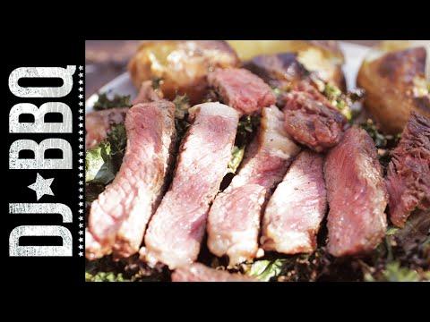 Ultimate Rib-Eye Steak | DJ BBQ
