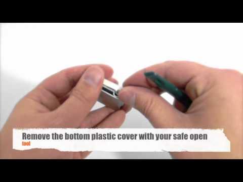 How to install a iPod Shuffle 2nd Gen Casing