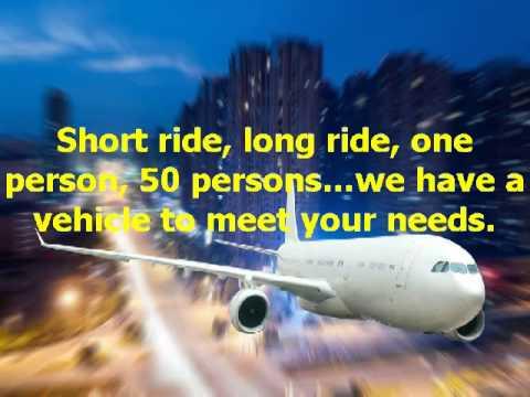 Airport Transportation - Logan, TF Green, Manchester NH, NYC. Destiny Limos.