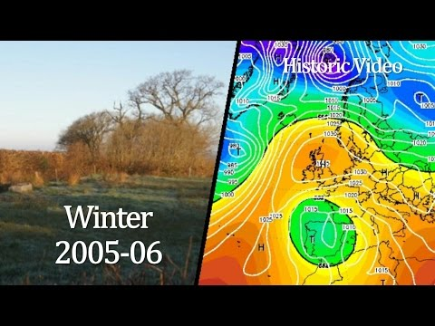 Historic Weather - Winter 2005-06