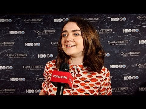 Maisie Williams Describes a Dark and Twisted Arya Stark in Game of Thrones Season 4