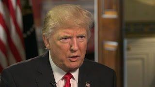 Donald Trump Interview with David Muir: Part 2 | ABC News