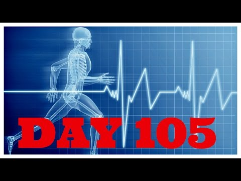 What Heart Rate Is Best For Burning Fat? | Day 105 | Project Fat Burner Ⓥ