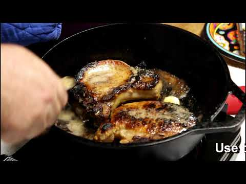 How to cook Pan Roasted Pork Chop! (Episode-74)