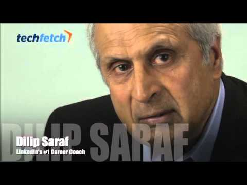 How To Negotiate Your Job Title- Dilip Saraf