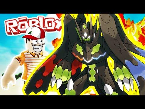 ZYGARDE! / Pokemon Fighters EX / Roblox Adventures