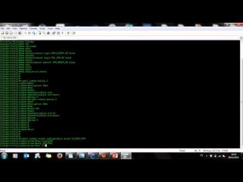 VPN Client Cisco IPSec