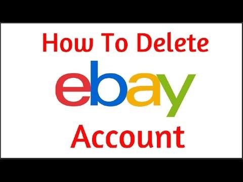 How To Delete Ebay Account | 2017