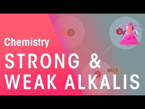 How Are Strong and Weak Acids Different | Chemistry for All | FuseSchool