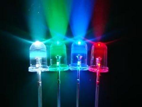 DIY Christmas LED light :))