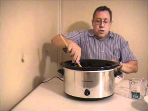 Slow Cooker Recipes How To Cook Triple Chocolate Cake