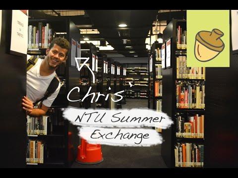 Chris' NTU Summer Exchange in Singapore