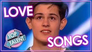 Powerful Love Songs! Emotional Moments & More On Britain