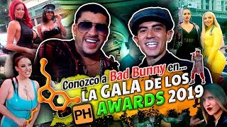 Con Bad Bunny y lo más TOP de la industria: PH Awards 2019