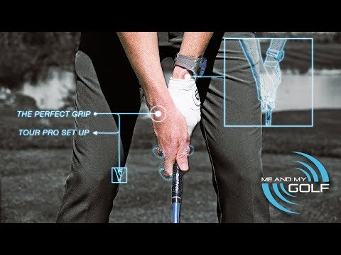 HOW TO BUILD THE PERFECT GRIP FOR GOLF