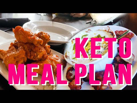 How To Make a KETO MEAL PLAN for Weight Loss  - Meal Prep | Ashley Salvatori | Ketogenic LCHF
