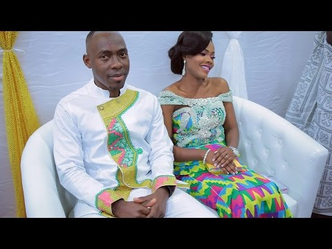 THE MOST EXPENSIVE ENGAGEMENT DRESS - MIRIAM  & BRIGHT TRADITIONAL MARRIAGE TRAILER