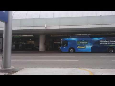 LAX Shuttle Buses Mini Series
