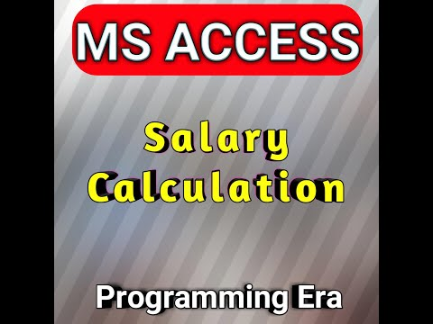 Access Student Marks Calculation By Query
